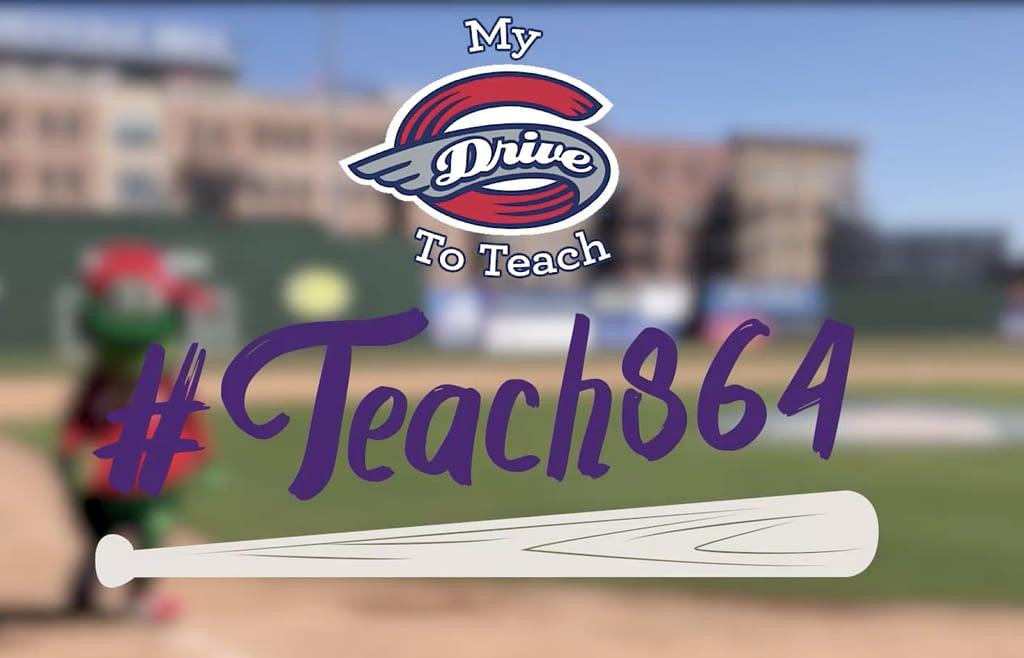 My Drive to #Teach864